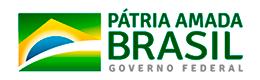 Logo Pátria Amada Brasil