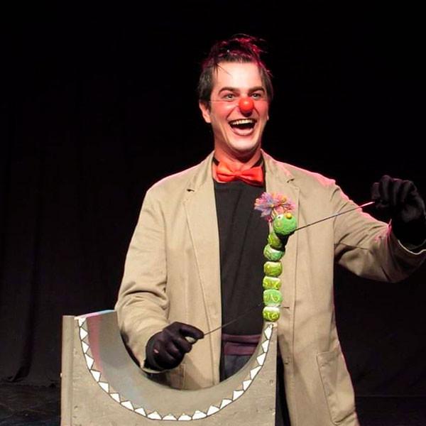 Iury Pietreski | Teatro de Bonecos